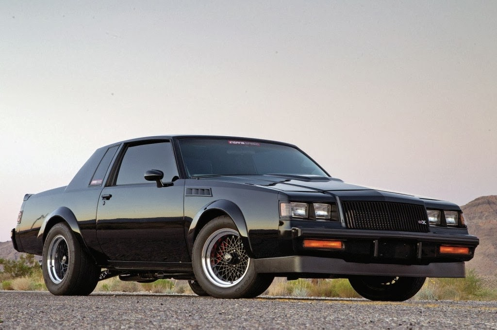 Buick GNX Wallpapers