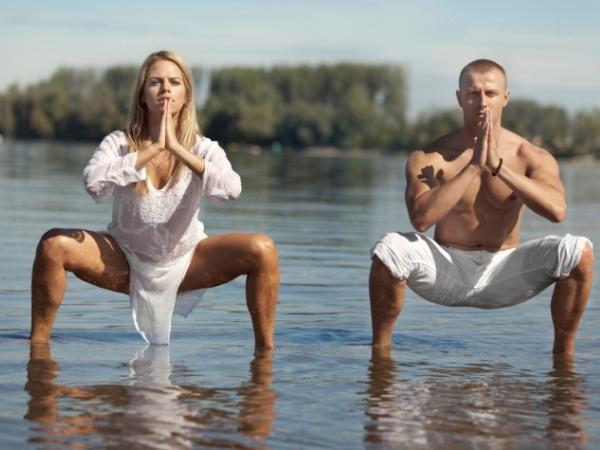 Posturas De Yoga Para Adelgazar 1