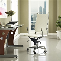 Modway Vibe Diamond Stitched Conference Chair
