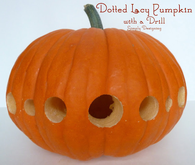 Simple ways to carve and decorate your pumpkin