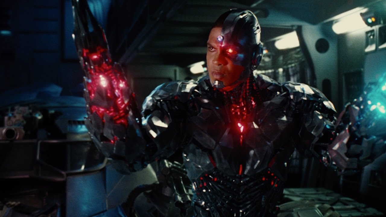 Justice League: Cyborg Origins Changed In The Movie.