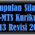 Download Silabus kurikulum 2013 SMP Revisi 2017 Lengkap Semua MAPEL