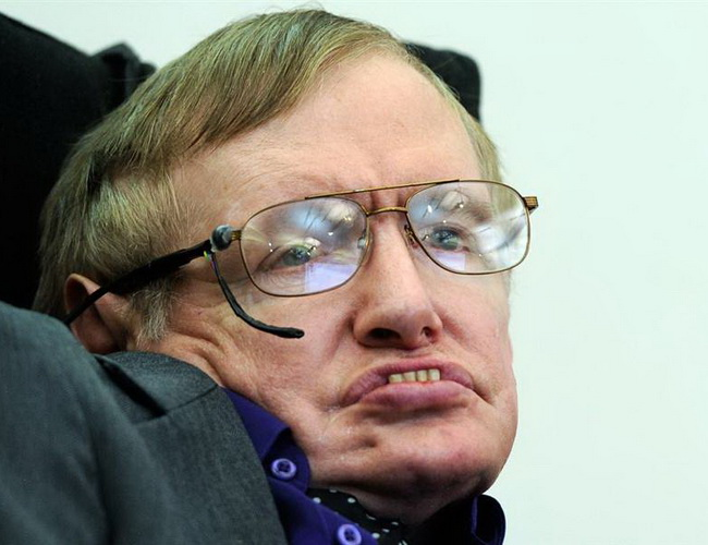 Tinuku The black hole physicist Stephen Hawking died at 76