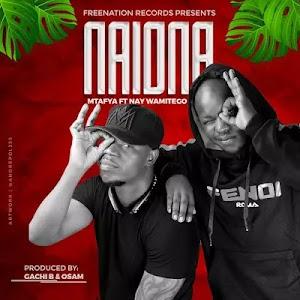 Download Audio | Mtafya ft Nay Wa Mitego - Naiona