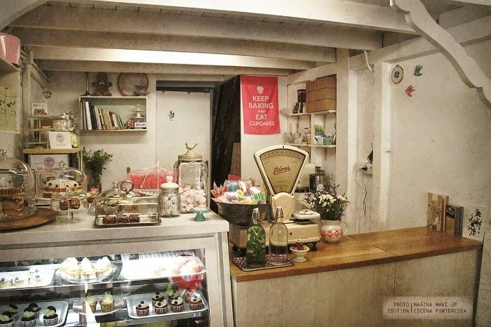 pastelería artesana en Sevilla