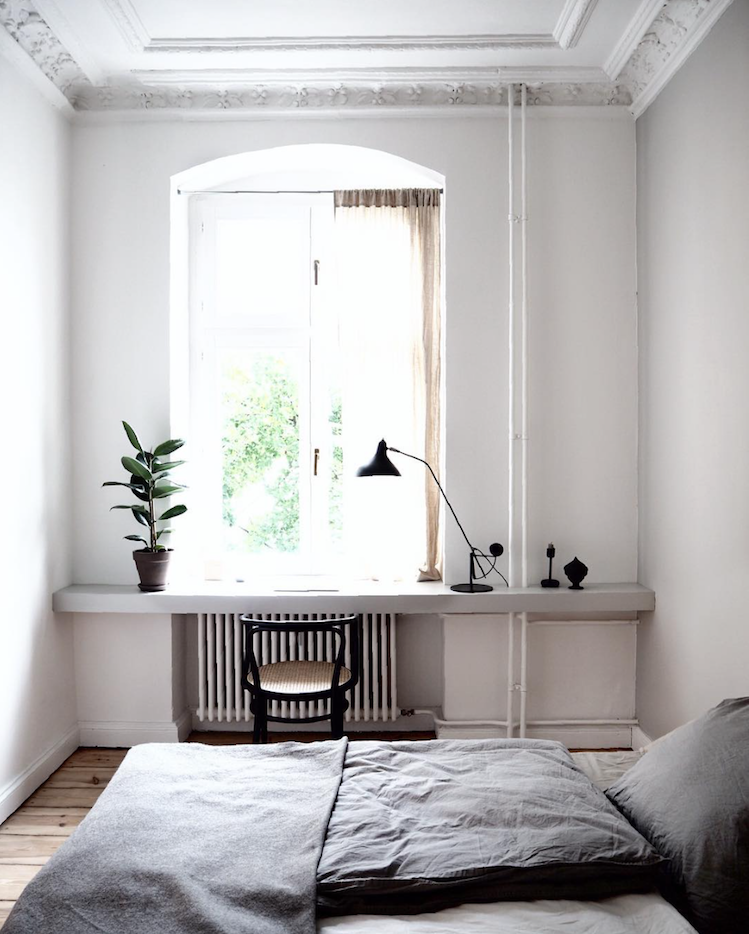 her love for nordic design shines through every corner of her home which she describes as minimalist with a scandinavian influence enjoy - Design My Home
