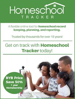 Homeschool Tracker Savings - This Week Only! on Homeschool Coffee Break @ kympossibleblog.blogspot.com