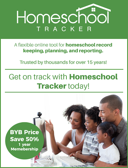 Homeschool Tracker Savings - This Week Only! on Homeschool Coffee Break @ kympossibleblog.blogspot.com