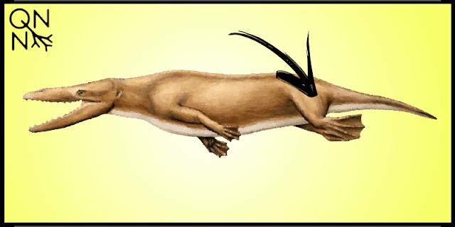 Adaptações do Rodhocetus, um ancestral das baleias modernas. - Queimando Neurônios
