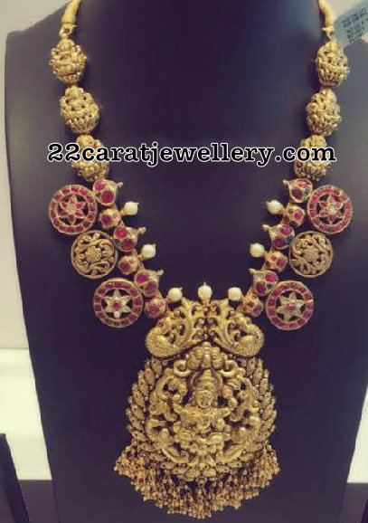 Lakshmi Nacklace Medium Size