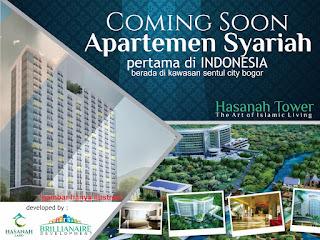 """Apartemen Syariah Sentul """"The Art Tower"""