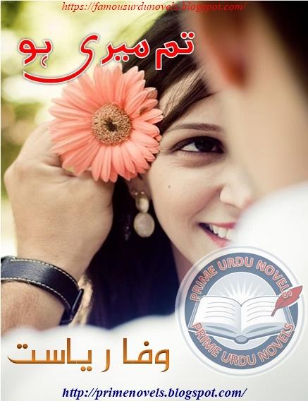 Tum meri ho novel online reading by Wafa Riasat Episode 6
