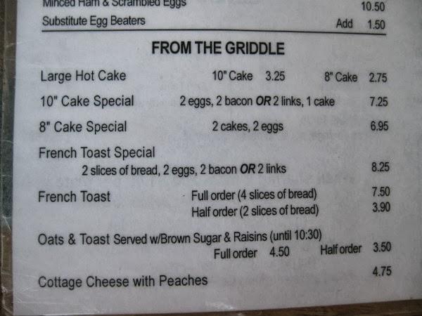 Places Serve Breakfast Near Me