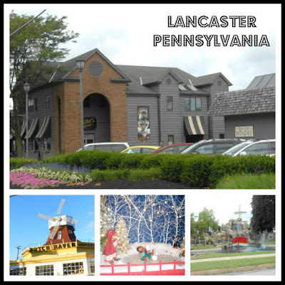 Fun Day Trip to Lancaster County in Pennsylvania