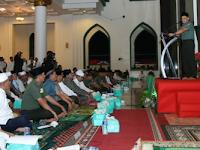 Jenderal Gatot: Sampai Kapanpun TNI Tetap Bersatu Dengan Rakyat Dan Ulama Demi Keselamatan Negara