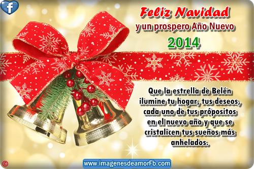 Tarjetas con hermosos textos de navidad