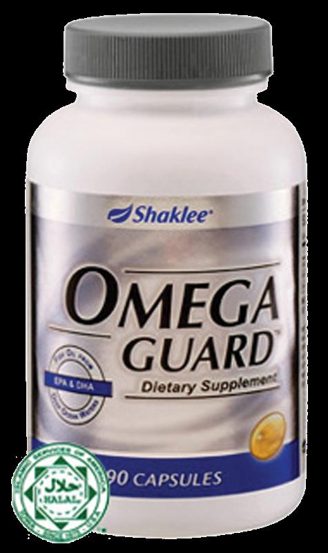 kelebihan omega guard shaklee