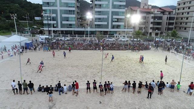 Campeonato Municipal de Futebol de areia