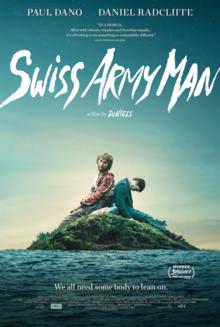 Swiss Army Man (Un cadáver para sobrevivir)