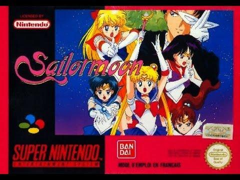 ROMs - Bishoujo Senshi Sailor Moon R (Português) - SNES Download