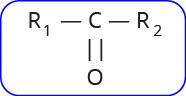 rumus umum senyawa keton/alkanon