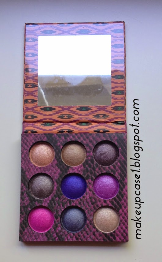 NEW BH Cosmetics Wild Baked Eyeshadow Palettes