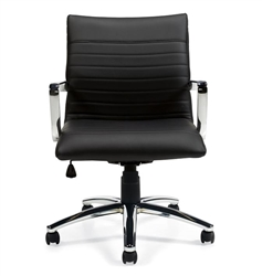 Offices To Go OTG11734B Chair In Black