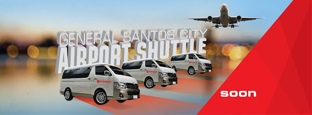 GenSan Airport Shuttle Service opens on June 26
