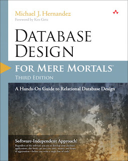 best database design books for programmers