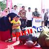 Pangdam Hasanuddin, Bersama REI Sulsel Berikan Rumah Kaum Dhuafa