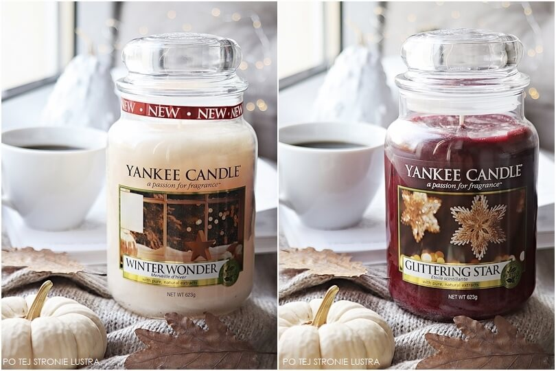 yankee candle winter wonder i glittering star