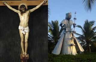 Os Santos mais queridos no Brasil - orações rezas