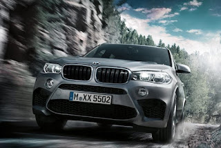 BMW X5 M Performance: top Speed, Braking, street start
