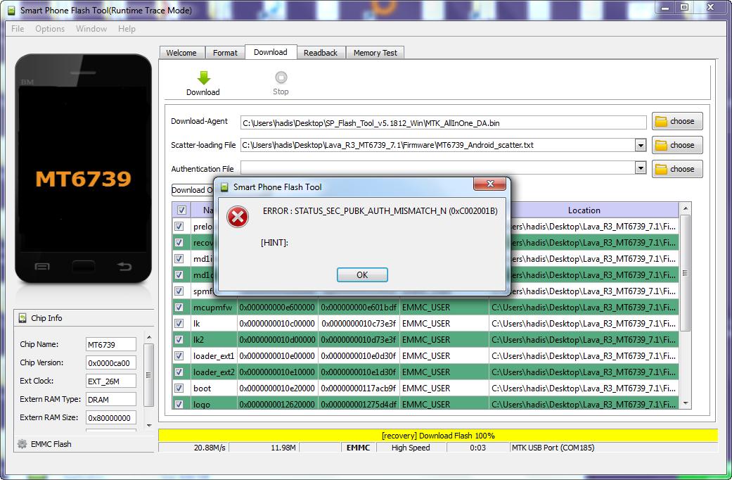 Lava R3 Firmware Flash File frp remove & dead recovery