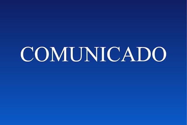 Comunicado Aulas na rede Municipal de Riacho dos Cavalos só terão inicio dia  09 de julho