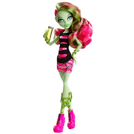 MH Coffin Bean Venus McFlytrap Doll