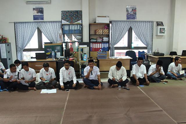 11 Tahun Relawan Tsunami, PMI Banda Aceh Gelar Doa