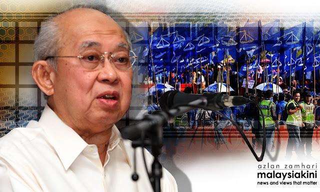 Ku Li tetap yakin BN akan kekal memerintah