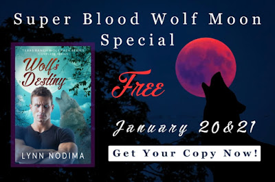 Super Blood Wolf Moon Special: Wolf's Destiny is FREE Jan. 20&21!