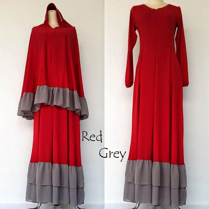 model baju long dress terbaru