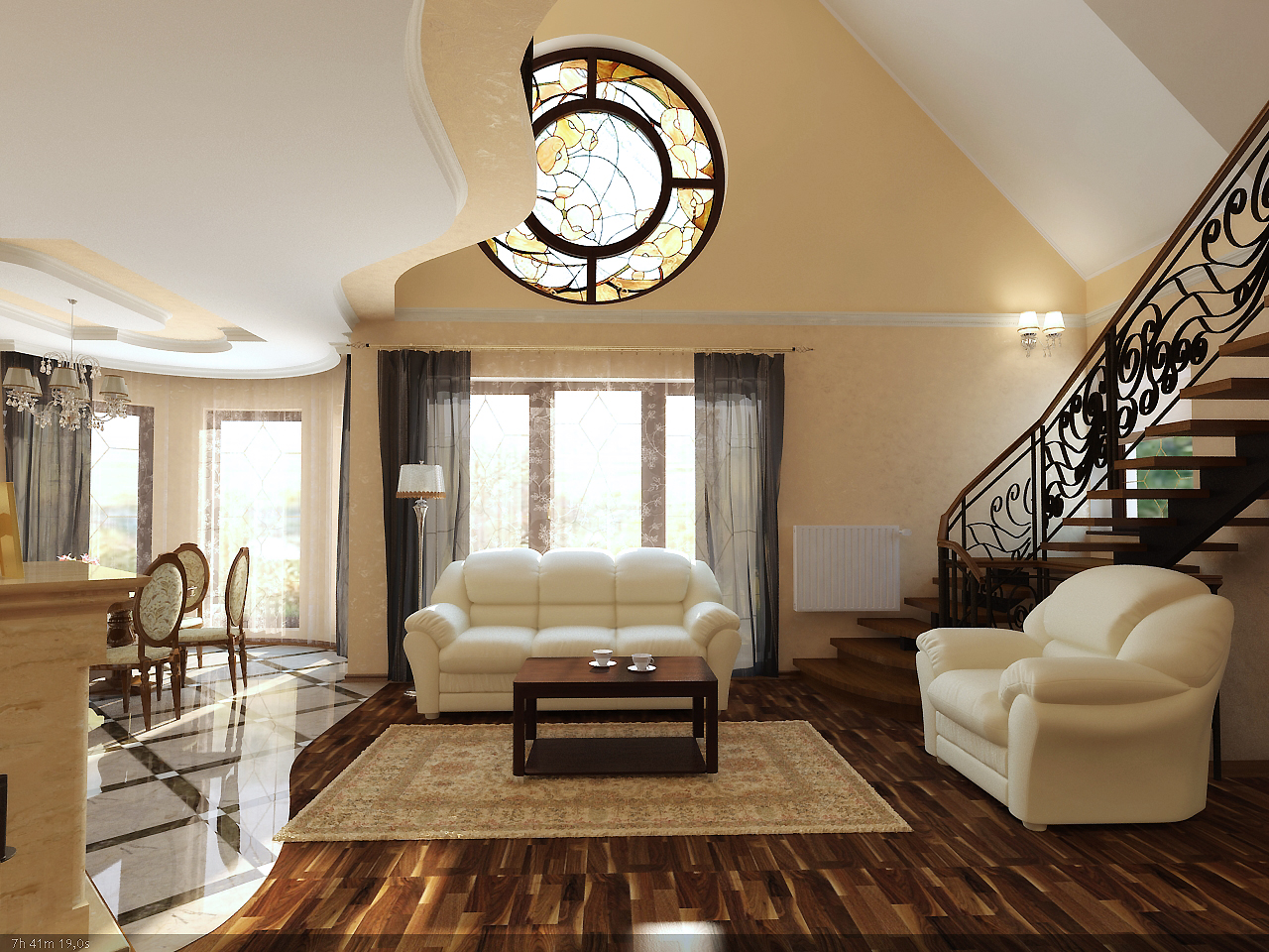 New home designs latest Modern homes interior decoration designs ideas