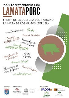 LaMataPORC innodes consultores alcorisa teruel feria cultura porcino