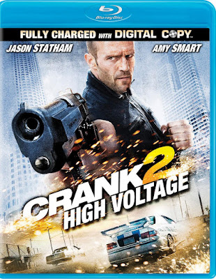 Crank 2 High Voltage 2009 Dual Audio 720p BRRip 500mb HEVC x265