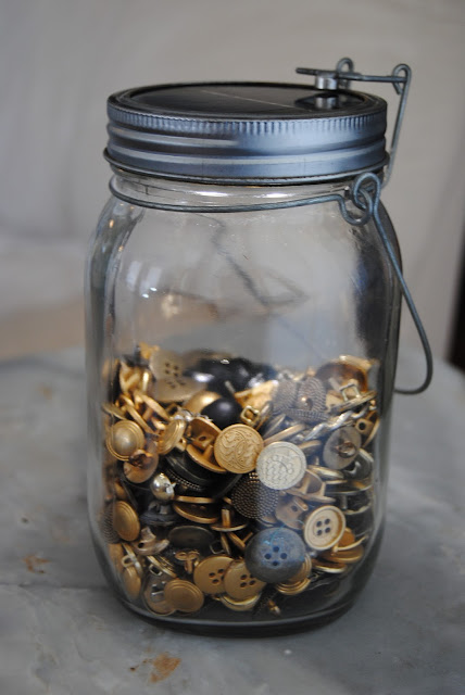 Solar Jar/lantern
