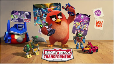Download Angry Birds Transformers V.1.20.5 Apk ( Mod Free Shooping )