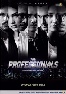 Download Film Indonesia The Professionals (2016) WEBDL