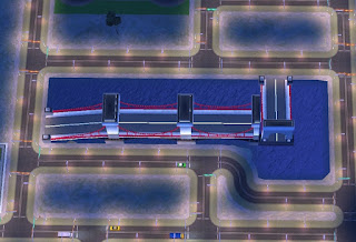 puente horizontal vertical simcity buildit