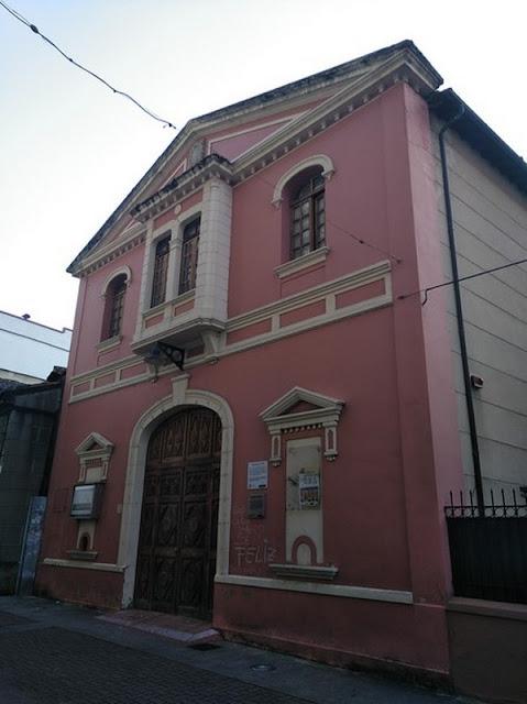 Teatro Toreno en Cangas del Narcea