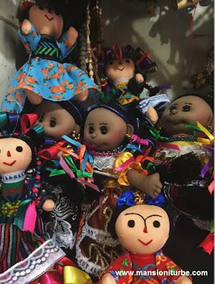 Artisan Toys in Patzcuaro, Mexico