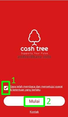 Aplikasi Cash Tree Apk